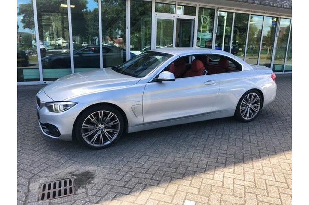 BMW 4 Serie 420i Cabrio High Executive Sport Line Aut.