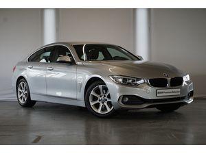 BMW 4 Serie Gran Coupé 420i Executive Essential Business Aut.