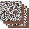 Jollein Hydrofiel Monddoekje - Leopard Natural