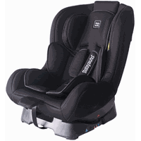 Babyauto Autostoeltje Lolo 0-18 kg - Black