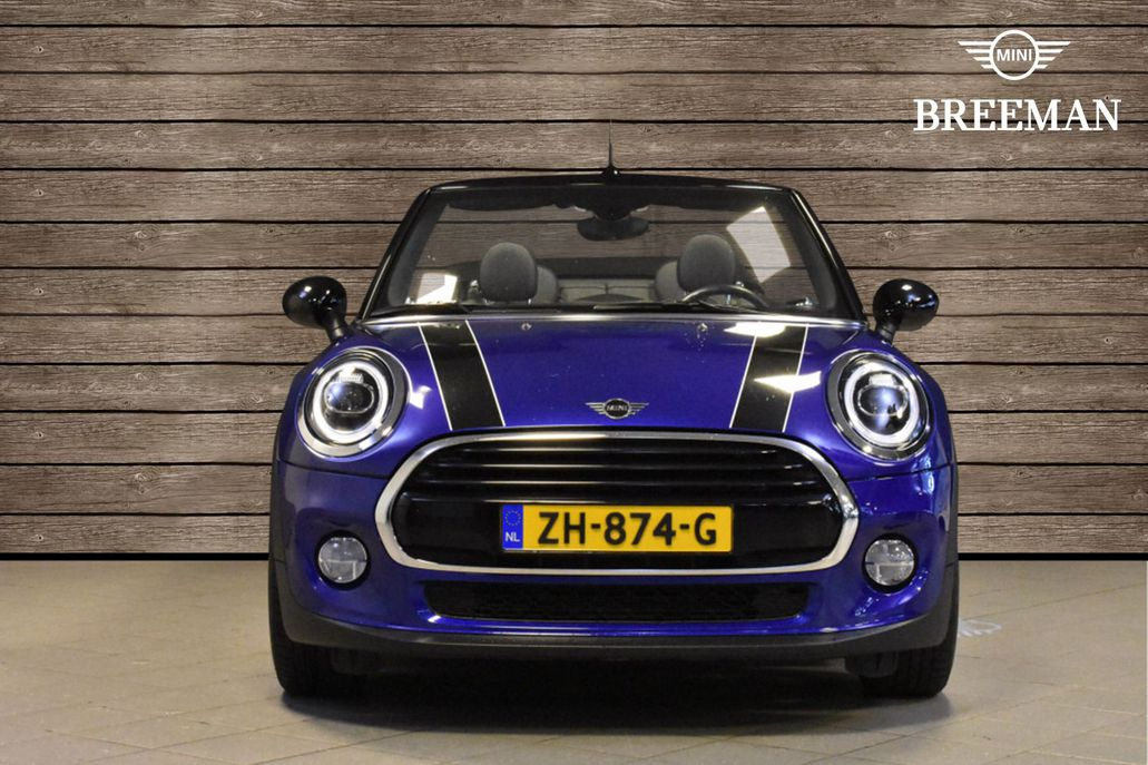 MINI Cooper Cabrio Chili Aut.