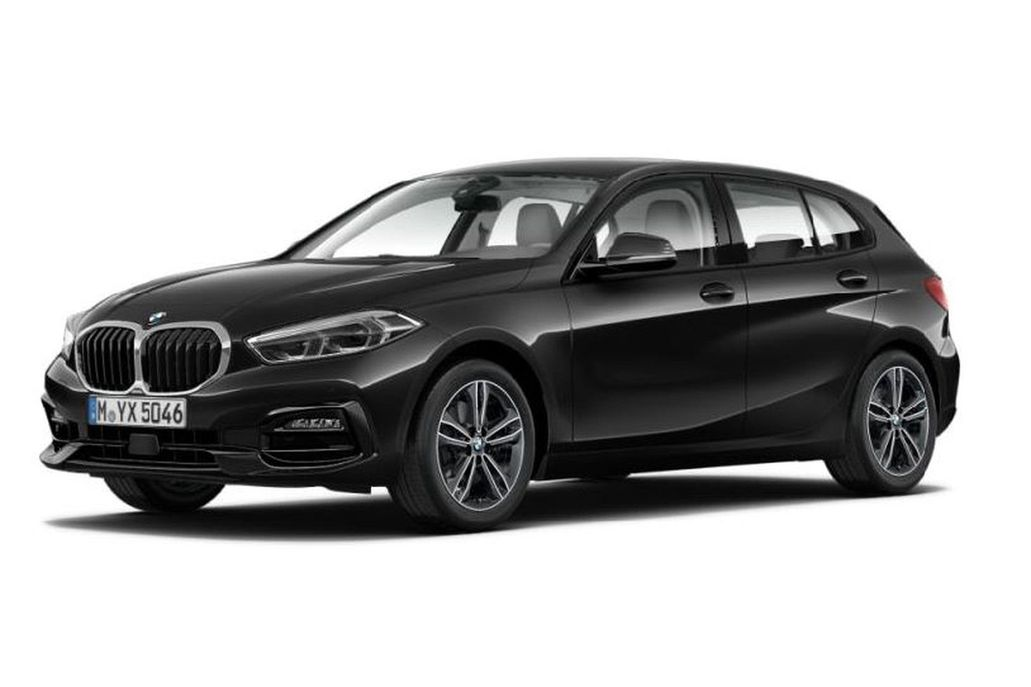 BMW 1 Serie 118i Executive Edition Sportline Aut.