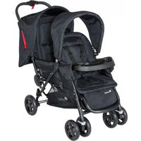 Duodeal Tandem Full Black -  Safety 1st
