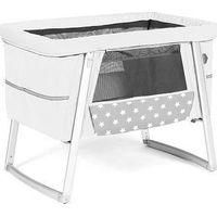 Babyhome Campingbed Air Bassinet - White