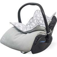 Jollein Comfortbag 0 Tot 9 Maanden Safari - Stone Grey