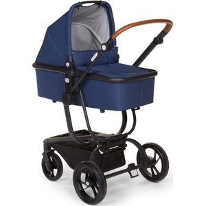 Childwheels Kinderwagen Urbanista 2-in-1 Canvas - Blauw SHOWMODEL