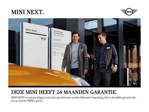 MINI Cooper 5-deurs 60 yrs. Edition Aut.