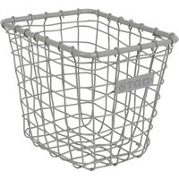 Basket Metal Small Grey - Stapelgoed
