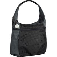 Lässig Verzorgingstas Casual Hobo Bag - Black (UL)