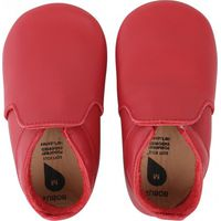 Bobux Slofjes Mt S - Red Loafer(UL)