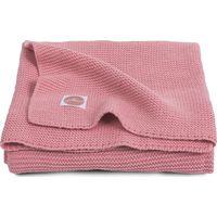 Jollein Deken 75x100cm Basic Knit Coral Pink