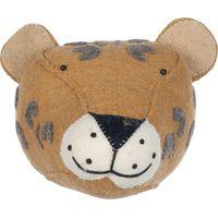 Kidsdepot Dierenkop -Luipaard