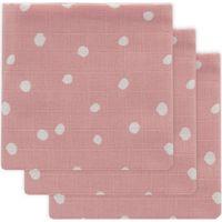 Little Lemonade Hydrofiel Luier Dots - Pink