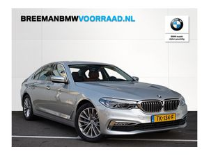 BMW 520D High Executive Luxury Line