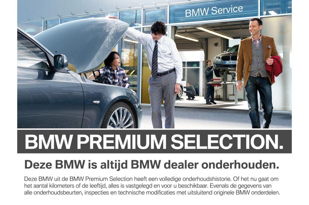 BMW 5 Serie 520i Sedan High Executive Luxury Line Aut.