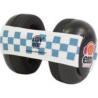 Em's 4 Bubs Gehoorbeschermers - Black Blue/White