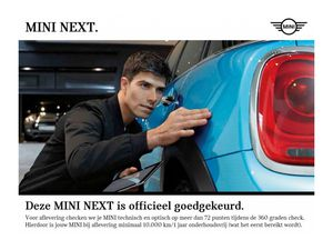 MINI Cooper 3-deurs Pepper Aut.