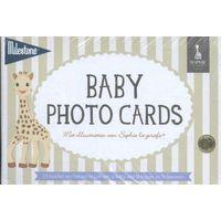 Milestone™ Baby Cards - Sophie de Giraf
