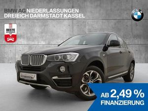 BMW X4 xDrive20d xLine HiFi Navi Bus. D.Assist Shz