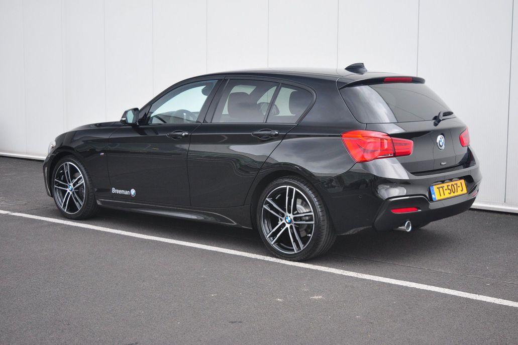 BMW 1 Serie 118i Edition M Sport Shadow Executive Aut.