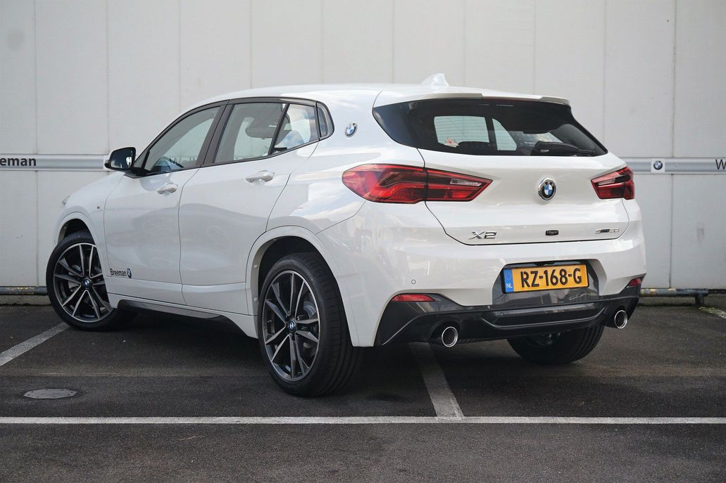 bmw x2 sdrive20i high executive m sport occasion. Black Bedroom Furniture Sets. Home Design Ideas