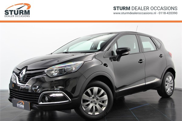 Renault Captur 0.9 TCe Expression | Cruise Control | Radio-CD/MP3 Speler | Keyless Entry | Airco | 16'' Velgen | Bluetooth Tel. | Rijklaarprijs!