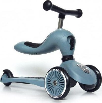 Scoot and Ride Step/Loopfiets - Steel