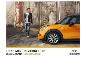 MINI One 3-deurs Wired