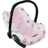 Dooky Seat Cover 0+ Autostoelhoes - Pink / Pink Star