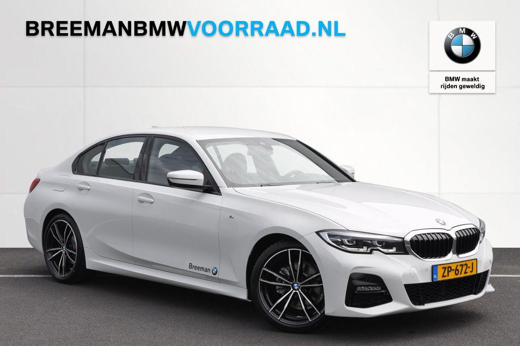 BMW 3 Serie 320i Sedan High Executive M Sport Aut.
