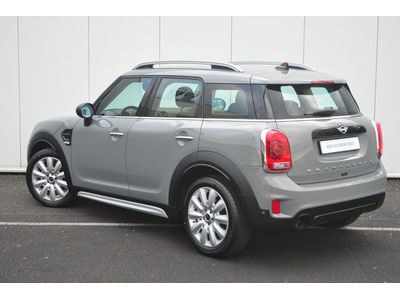 MINI One Countryman Salt