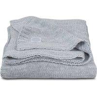 Jollein Deken 100x150cm Melange Knit - Soft Grey