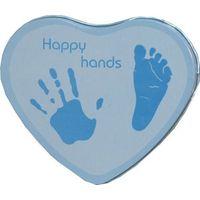Happy Hands Baby Blue Klei Afdruk - Xplorys