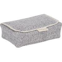 Koeka Hoes voor Babydoekjes Vigo - Sparkle Grey
