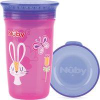 360° Wonder Cup 300 ML Roze/Paars - Nuby