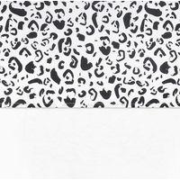 Jollein Laken 120x150cm Leopard - Black White