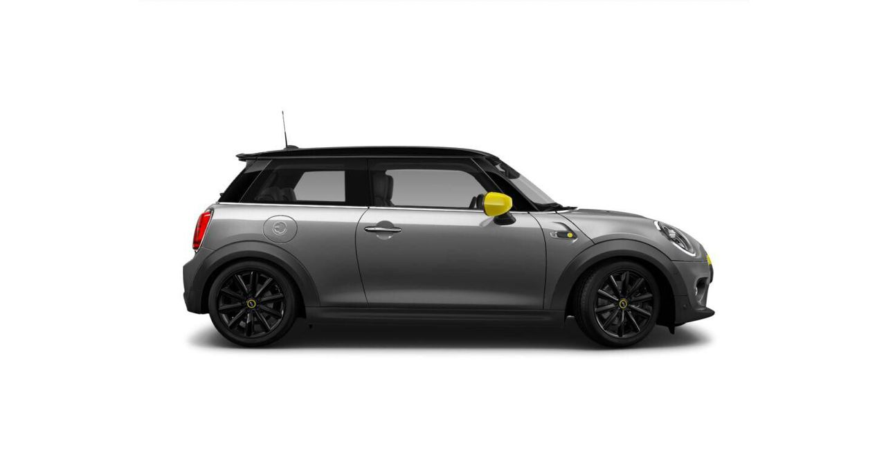 MINI Electric Charged - Verwacht maart 2020