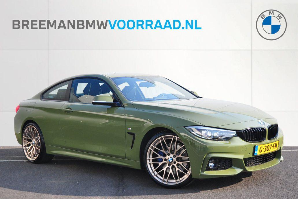 BMW 4 Serie 420i Coupé High Executive M Sport Aut.