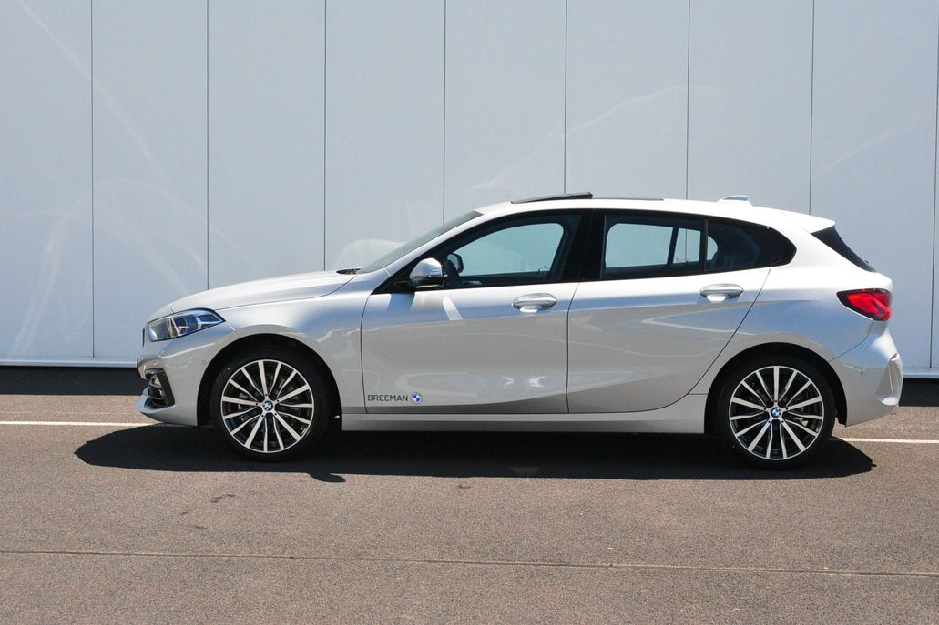 BMW 1 Serie 118i High Executive Sport Line Aut.