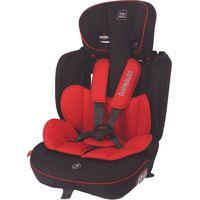 Babyauto Autostoel Galia Groep 1/2/3 - Zwart/Rood