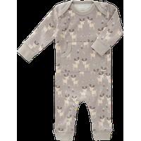 Fresk Pyjama Deer Ash Grey 3-6m(UL)