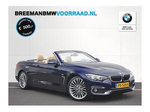 BMW 420d Cabrio High Executive Luxury Line Individual Aut