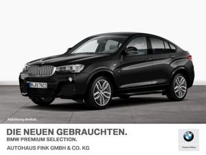 BMW X4 xDrive35d M Sportpaket Head-Up HiFi Xenon