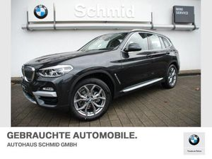 BMW X3 xDrive20d xLine Head-Up HiFi DAB LED WLAN