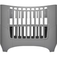 Leander Meegroeibed incl. Junior-Kit - Grey