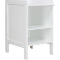 Bopita Combi-Commode White Basic Wood BabyFlex