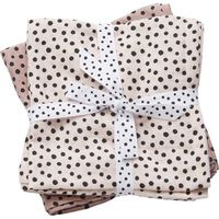 Done By Deer Omslagdoek 2 St. Happy Dots - Roze