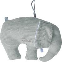 Bamboom Decoratiekussen New Vintage Olifant - Groen