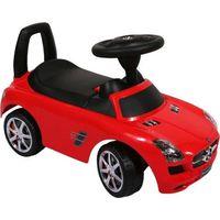 Loopauto Mercedes Rood - Babymix