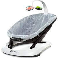 4Moms BounceRoo® - Silver Plush
